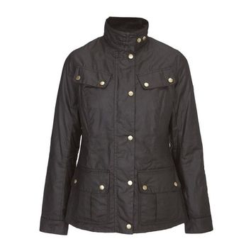 Barbour Winter fashion trend plus velvet down jacket/S-XXXL