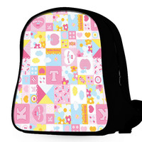 Hello Kitty Pattern Backpack