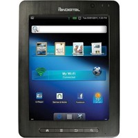 Pandigital SuperNova 8-inch Capacitive Touch Screen Android Tablet Computer- R80B400 Remanufactured & Warrantied - Factory Refurbished | www.deviazon.com