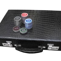 Ultimate Luxury Bespoke Poker Set