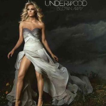 Carrie Underwood Blown Away: Piano / Vocal / Guitar