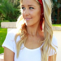 All American Girl Bandanna