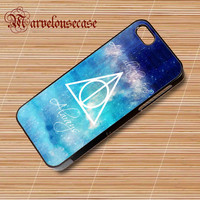 Harry Potter Deathly Hallows (2) custom case for all phone case