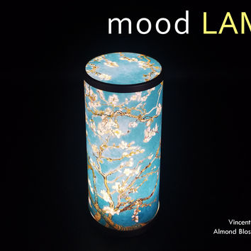 [Cettiart] Art Mood Lamp: Vincent van Gogh - The Almond Blossoms