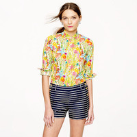 Liberty perfect shirt in Tresco floral - Liberty - Women's Women_Feature_Assortment - J.Crew