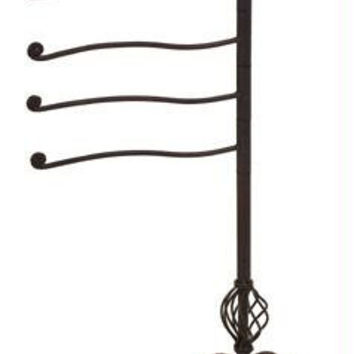 Towel Rack - Swivel-arms