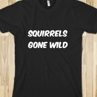 Squirrels Gone Wild