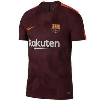 fc barcelona away jersey+short 17/18