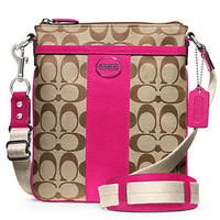 COACH LEGACY SIGNATURE SWINGPACK - Crossbody & Messenger Bags - Handbags & Accessories - Macy's