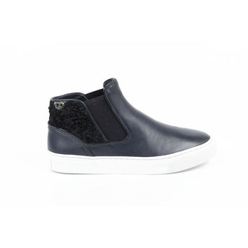 Dark Blue 37.5 EUR - 7.5 US Tory Burch Womens Sneaker 32158253  MARINO 974