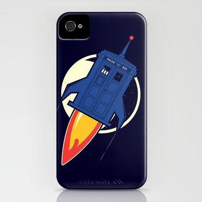 Dr Rocket iPhone Case by Yanmos | Society6