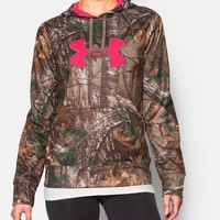 Women's UA Armour® Fleece Camo Big Logo Hoodie | Under Armour US
