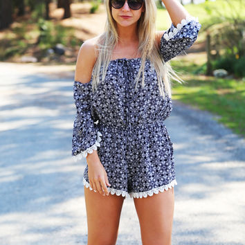 Those Who Wander Romper