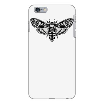 death's head moth iPhone 6/6s Plus Case