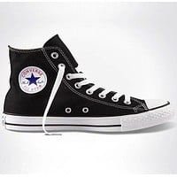 """Converse"" fashion trend of men and women flat canvas sneakers F"