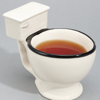 Toilet Mug | Big Mouth Toys Toilet Mug