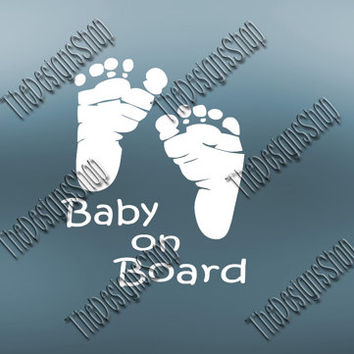 Baby on Board SVG DXF Cut File | Baby Momma Flawless SVG | Baby Girl Svg | Cricut Silhouette Cut Files | Heat Transfer| 030