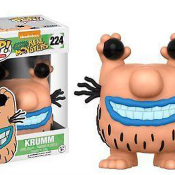 Funko POP Television Ahh! Real Monsters Krumm Action Figure