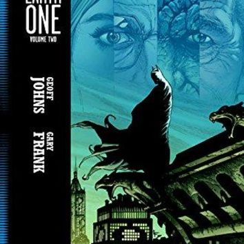 Batman Earth One 2 Batman: Earth One Reprint