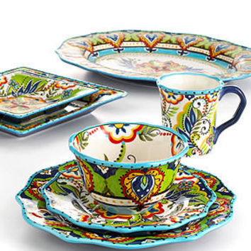 Espana Dinnerware, Bocca Collection - Casual Dining - Kitchen - Macy's