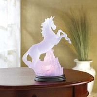 Majestic Color Changing Unicorn Light