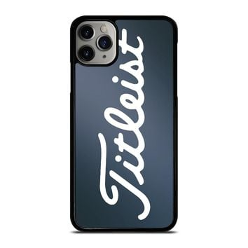 TITLEIST logo iPhone Case Cover