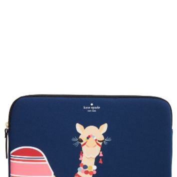 kate spade new york camel 13-inch laptop sleeve | Nordstrom