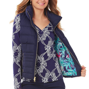 Syd Quilted Vest