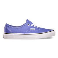 Vans Authentic Womens Shoes Purple Iris/True White  In Sizes