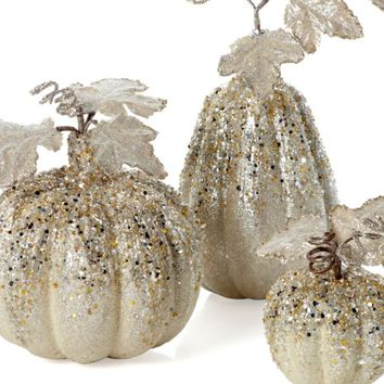 Beaded Pumpkins & Gourds | Objects-of-art | Decorative-accessories | Accessories | Decor | Z Gallerie