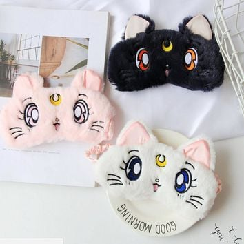 Sailor Moon Cute Sleep Mask