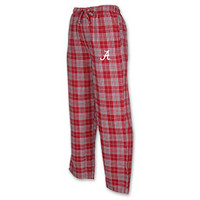 Men's College Concepts Alabama Crimson Tide Roster Pants