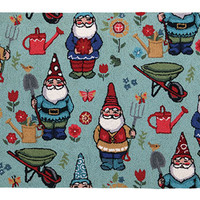 Secret Garden Gnomes Hr 27X40""