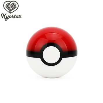 Pokeballs  Go Ball Gear Shift Knob Plastic 3 Threads Car Threaded Shift Knob Stick Shifter 54mm 2 inchesKawaii Pokemon go  AT_89_9