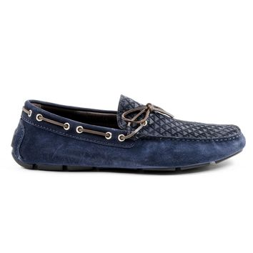 V 1969 Italia Mens Loafer Blue KARL