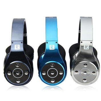 High quality Legend Version BluetoothV4.0 Wireless Stereo Headphone Foldable Headphone Support Micro SD Card / NFC for Mobile Phone