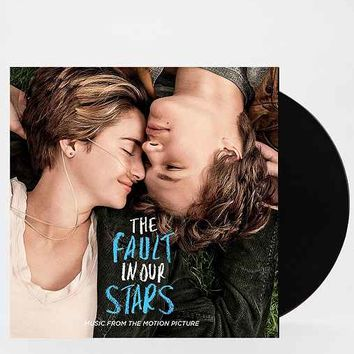 Various Artists - The Fault In Our Stars Soundtrack LP