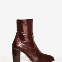 Crosswalk Pico Ankle Boot - Brown