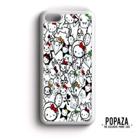 Tokidoki For Hello Kitty iPhone 5C Case Cover