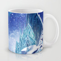 ~Frozen .:A Kingdom of Isolation:. Mug by Kimberly Castello