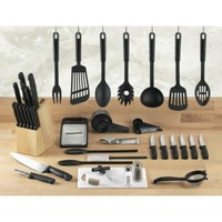 Hampton Forge 48 Piece Kitchen Starter Set