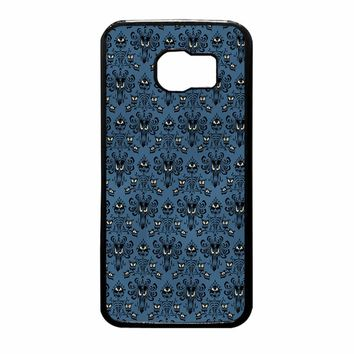 Haunted Mansion Inspired Haunted Wallpaper Samsung Galaxy S6 Case