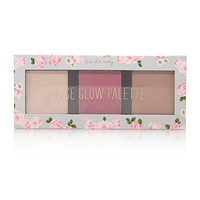 FOREVER 21 Face Glow Palette Grey/Pink One