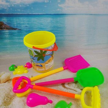 ac DCK83Q On Sale Home Kitchen Helper Hot Deal Easy Tools Children Toy Beach Kids Tools Spoon [10261287436]