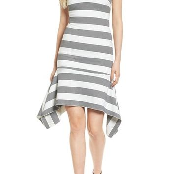 Line & Dot Ella Body-Con Dress | Nordstrom