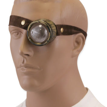 Mad Monocular - Gold Tone