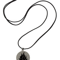 Divergent Dauntless Cord Necklace