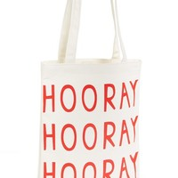 Women's ban.do 'Hooray' Canvas Tote