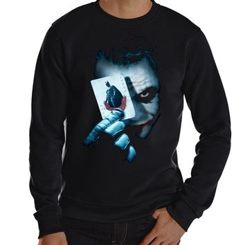 2017 new mma heath ledger joker autumn winter hoodies sweatshirt harajuku streetwear tracksuit mma mens hooded sweatshirts