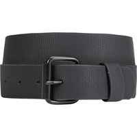Lizard Grain Belt Black  In Sizes